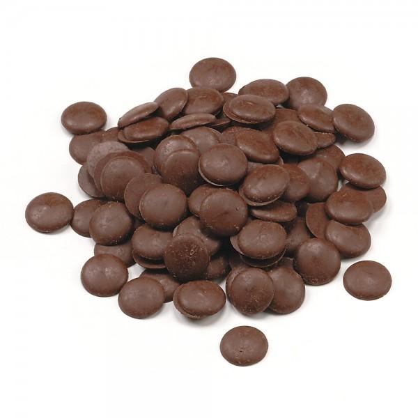 Темный шоколад Reno Fondente Ghana President 52% в дисках, 100 гр. IRCA Италия