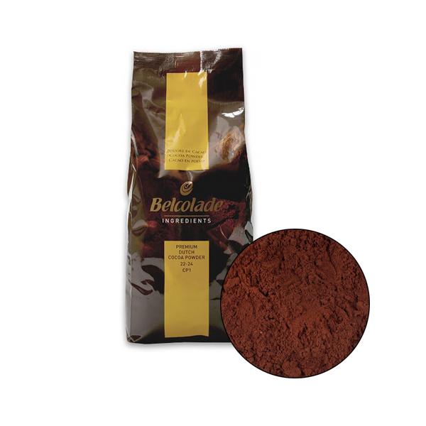 Какао-порошок алкализованный Belcolade, 200 гр. Puratos Бельгия