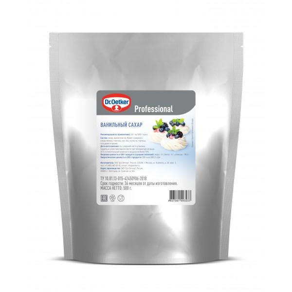 Ванильный сахар, 500 гр. Dr. Oetker Россия