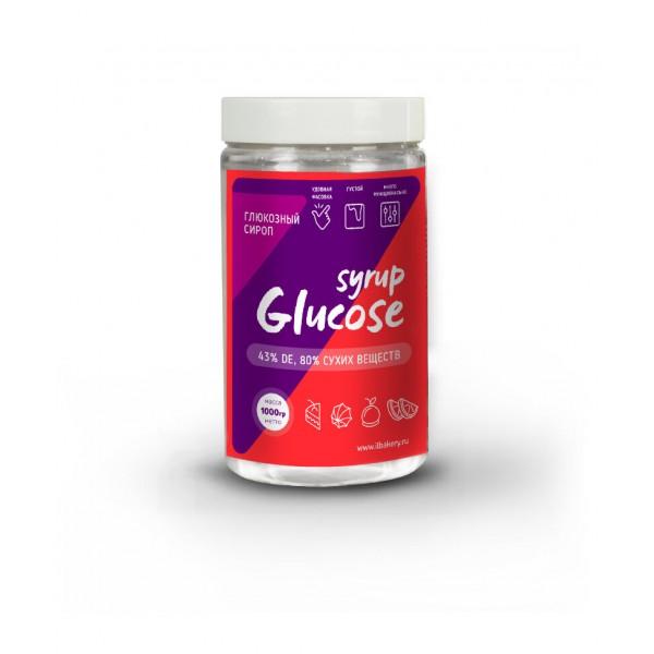 Глюкозный сироп 43%, ILbakery, 1 кг Россия