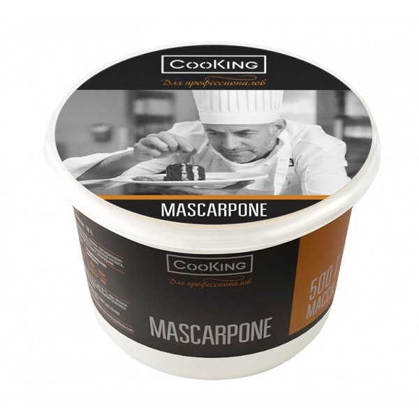 Сыр Маскарпоне 78% 500 гр. CooKing