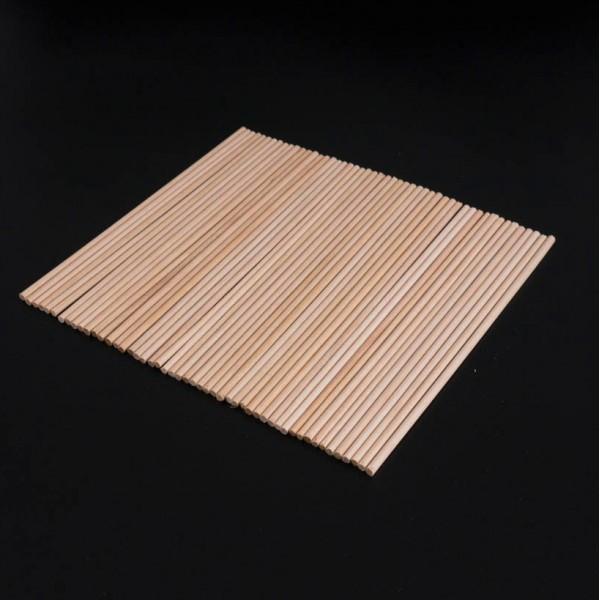 Палочки деревянные для кейк-попсов и леденцов 15 см, набор 50 шт.
