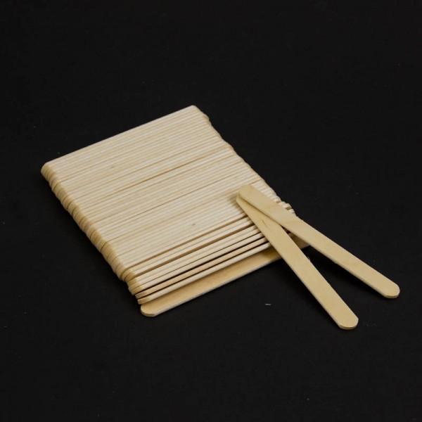 Палочки деревянные для эскимо 93*10 мм, набор 50 шт.